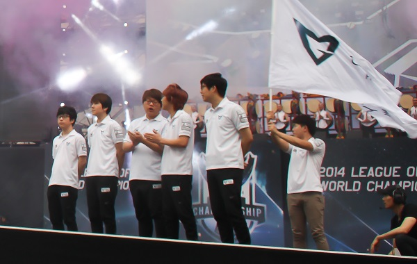 Worlds 2014: Samsung White are the champions