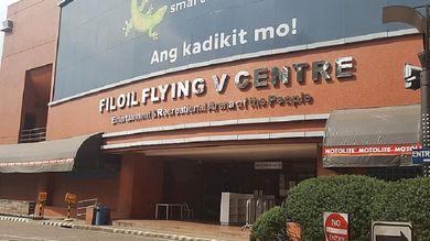Filoil Flying V Centre