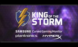 Kings of the Storm tournament starts today at 19:00 CET