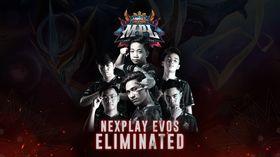 Nexplay EVOS eliminated MPL PH S8