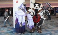 Blizzcon 2015: Cosplay and Blizzcon halls gallery