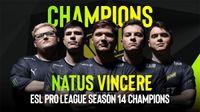 navi wins esl season 14