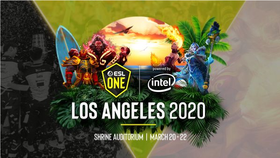 ESL One LA and Birmingham To Be Played Online