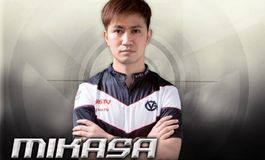 Mikasa replaces Ghost on VG's main roster