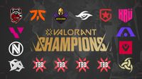 VCT Champions: 16 teams will be battling to be crowned as first VALORANT world champion