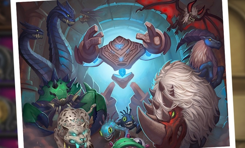 GosuGamers eSports News - Karazhan's third wing – The Menagerie – is live