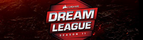 GosuGamers eSports Events - DreamLeague Season 11