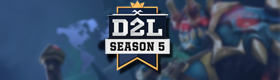 Dota 2 League - season 5