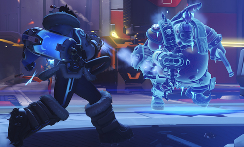 Blizzard's Ice Princess: Mei's Role in the Meta