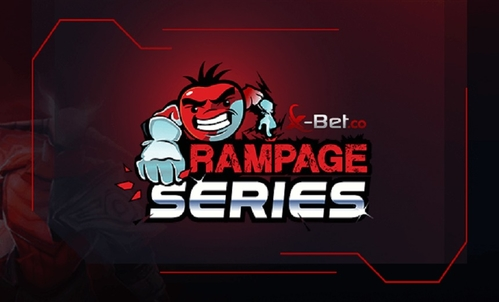 GosuGamers eSports News - Sign ups open for X-Bet.co - Rampage Series #1