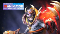 WePlay AniMajor team and hero statistics