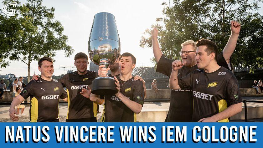 Navi wins IEM Cologne