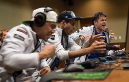 Cloud9, Liquid among group leaders after hectic day 1