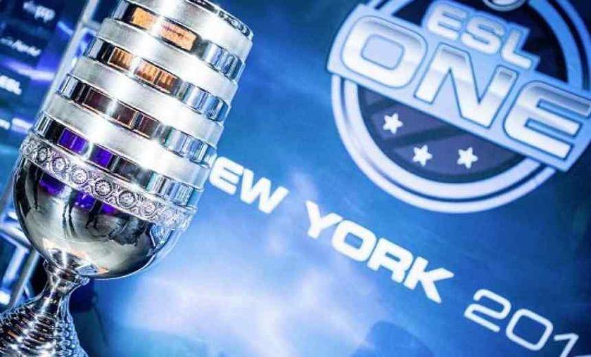 Esl New York Bracket