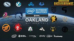 Intel Extreme Masters Oakland 2017