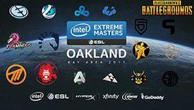 Intel Extreme Masters Oakland 2017