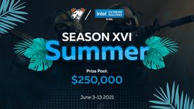 Intel Extreme Masters Season XVI - Summer