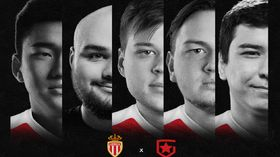 Gambit pick up second roster after partnering up with AS Monaco