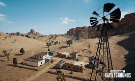 Take a look at Miramar, PUBG's second map