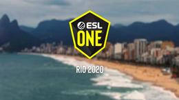 ESL One: Rio 2020
