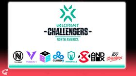 The top eight for NA VCT Stage 2 Challengers 1 revealed