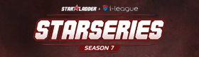 GosuGamers eSports Events - StarSeries & i-League CS:GO Season 7