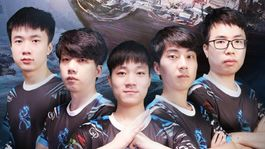 Fall from Grace; Newbee banned from Chinese events due to alleged match-fixing