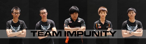 iMpunity Qualifies for DreamHoN Summer 2013