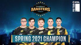 Dreamhack Masters Spring 2021 Winner - NAVi