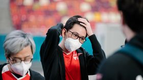 T1 eliminated from TI10