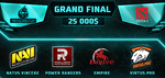 Techlabs Cup Grand Final bracket released