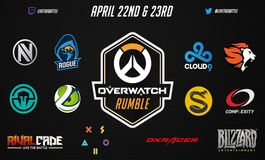 Overwatch Rumble Qualifiers finish, tune in this weekend to watch the best teams of North America