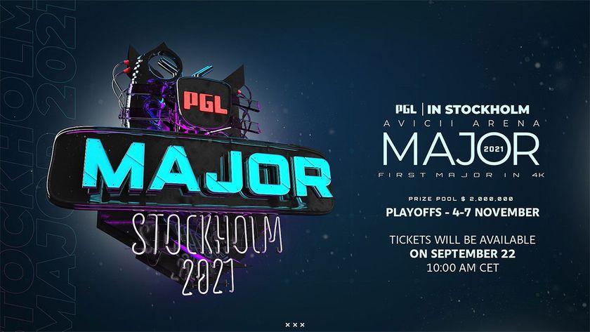 PGL Stockholm Tickets