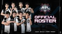 Blacklist International roster