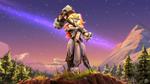 Dota 2 hero Dawnbreaker