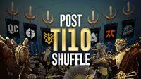 Post TI shuffle