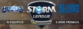 GosuGamers eSports Events - OGSeries Storm League