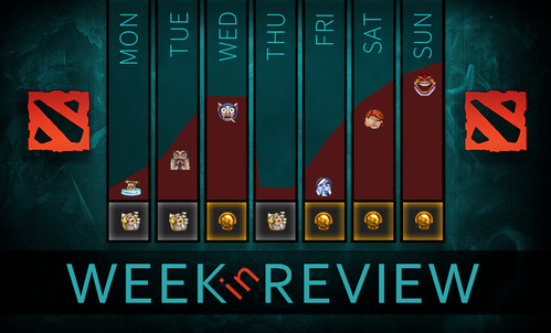 GosuGamers eSports News - Dota 2 news week in review: August 29th