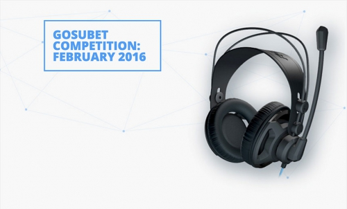 GosuGamers eSports News - Compete in our February GosuBet contest, win awesome ROCCAT headsets!