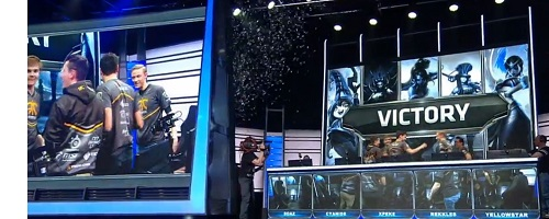 Fnatic defeat SK Gaming to claim the title of 2014 EU LCS Spring Champions