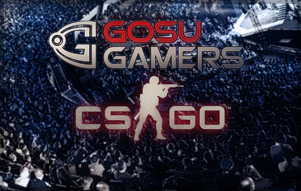 GosuGamers welcomes Counter-Strike to the family!