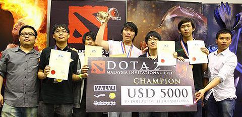 Dota 2 Malaysia Invitational Gosugamers