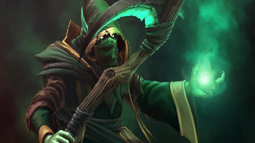 Dota 2 hero Necrophos
