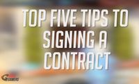 A guide to contracts and how to sign them