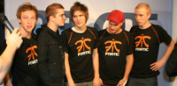 CS 1.6 showmatch between 2008 squads of Fnatic and mTw