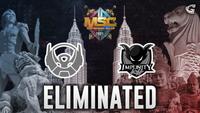 MSC 2021 BTR and Imp KH eliminated