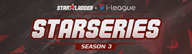 GosuGamers eSports Events - StarLadder i-League Season 3
