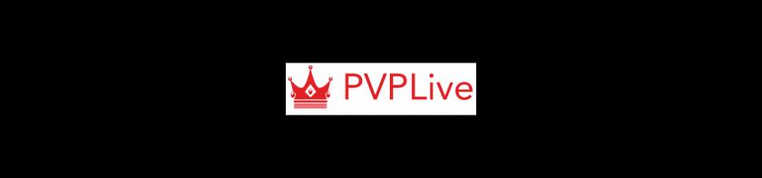 PVPLive logo