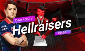 Hellraisers Announce Hobbit; Bondik Returns To Free Agency