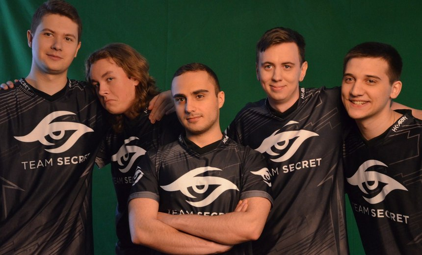Secret secures 10 points, VP gets their first 3